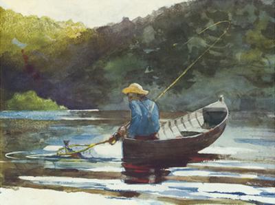 Boy Fishing, 1892