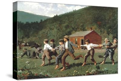Boys Playing (Snap the Whip)