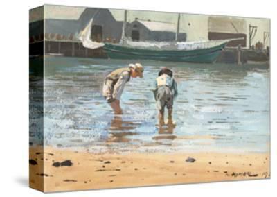 Boys Wading, 1873