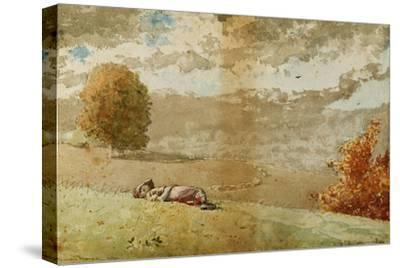 Daydreaming, 1880