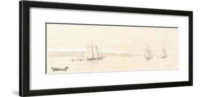 Fishing Fleet at Gloucester, 1880