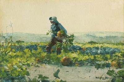 For to Be a Farmer's Boy, 1887