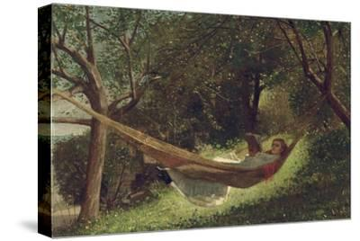 Girl in the Hammock, 1873