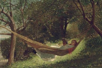 Girl in the Hammock, 1873