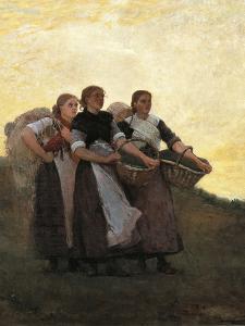 Hark! the Lark, 1882 by Winslow Homer