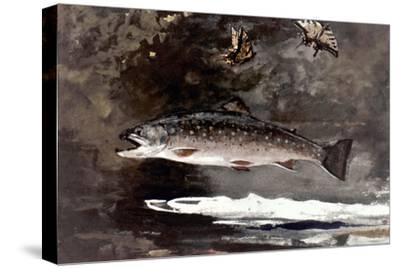 Homer: Trout, 1889
