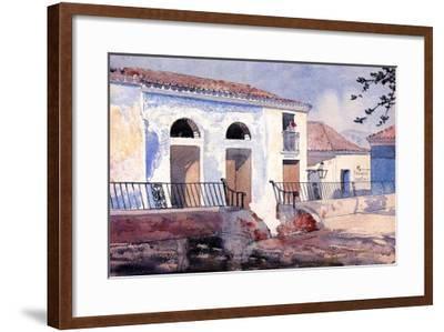 House in Santiago, Cuba, c.1885