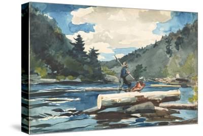 Hudson River' - Logging, 1892