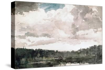 Lone Boat, North Woods Club, Adirondacks