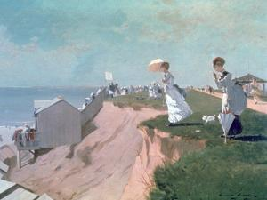 Long Branch, 1869 by Winslow Homer