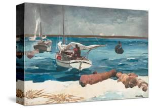 Nassau, 1899 by Winslow Homer