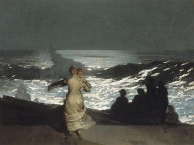 Nuit d'été by Winslow Homer