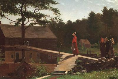 Old Mill (The Morning Bell), 1871 by Winslow Homer