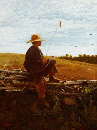 On Guard, 1864 by Winslow Homer