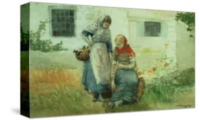Picking Flowers, 1881