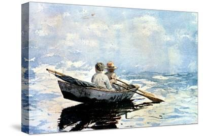 Rowing the Boat, 1880