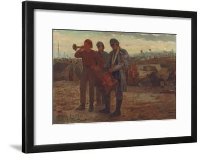 Sounding Reveille, 1865