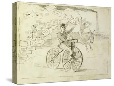 The Bicycle Messenger