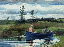 Boys in a Dory-Winslow Homer-Premier Image Canvas