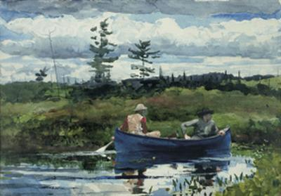 The Blue Boat, c.1892