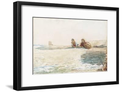 The Breakwater, 1883