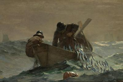 The Herring Net, 1885