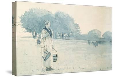 The Milkmaid, 1875