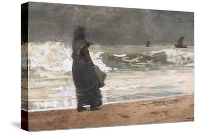 The Watcher, Tynemouth, 1882
