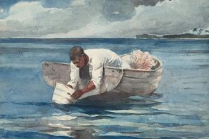 The Water Fan, 1898-99 by Winslow Homer