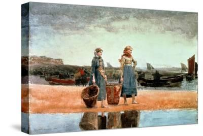 Two Girls on the Beach, Tynemouth, 1891