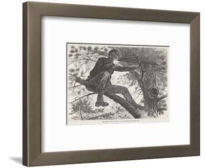 U.S. Civil War Sharpshooter