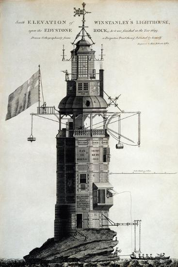 Winstanley's Lighthouse--Giclee Print