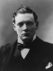 Winston Churchill, 1900