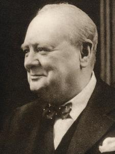 "Winston Churchill ""Our Skipper"""