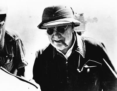 Winston Churchill--Photo
