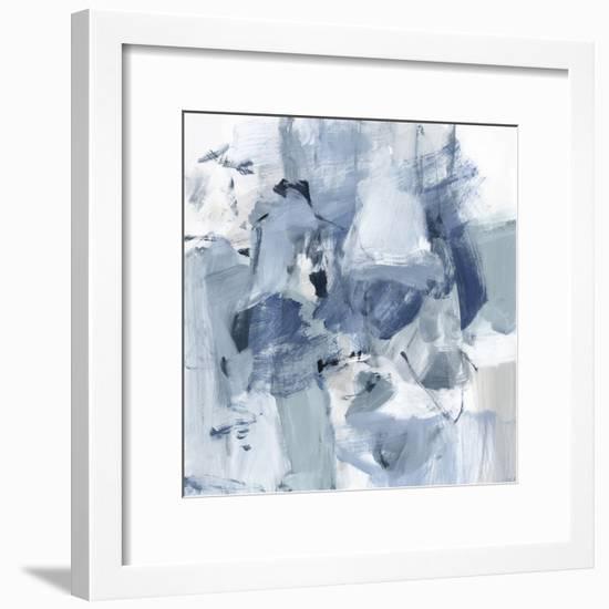 Winter Air II-Christina Long-Framed Art Print