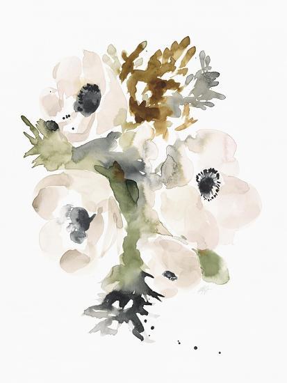 Winter Bouquet 2-Megan Swartz-Art Print