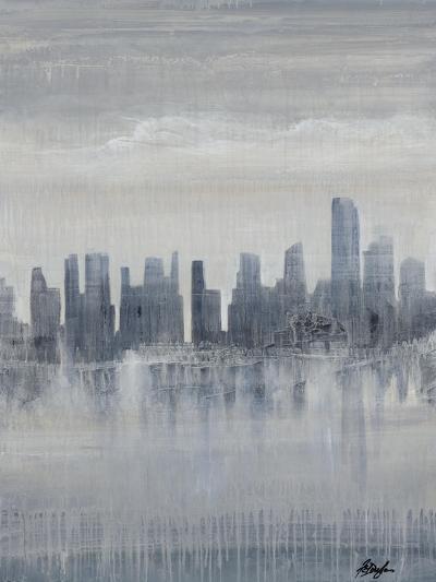 Winter City I-Farrell Douglass-Giclee Print