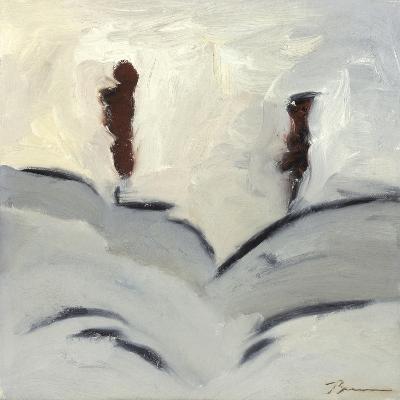 Winter Dance III-Bradford Brenner-Art Print