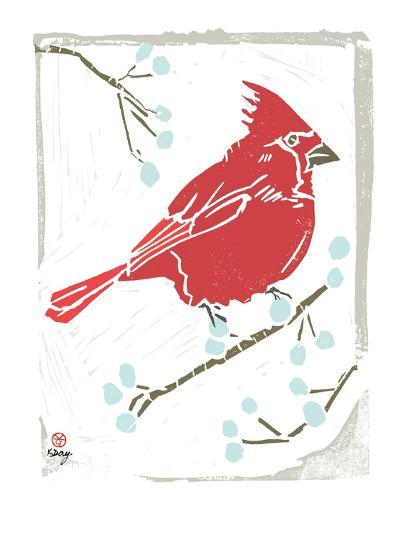 Winter Days III-Kellie Day-Art Print