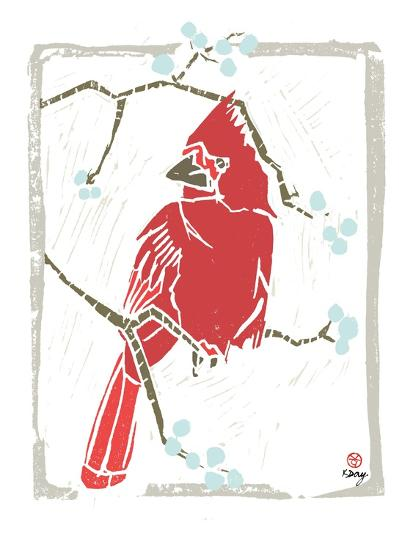 Winter Days IV-Kellie Day-Art Print