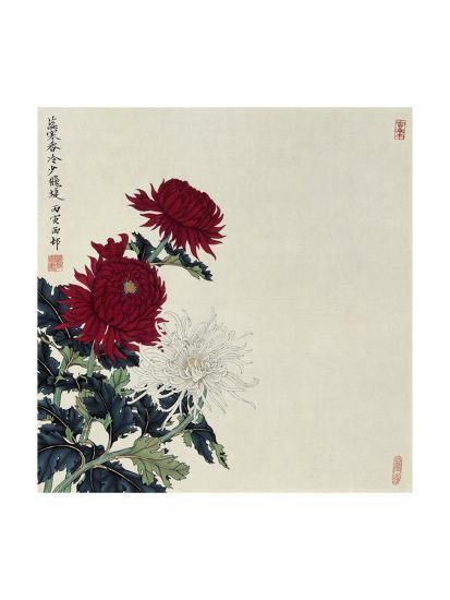 Winter Flowers-Hsi-Tsun Chang-Giclee Print