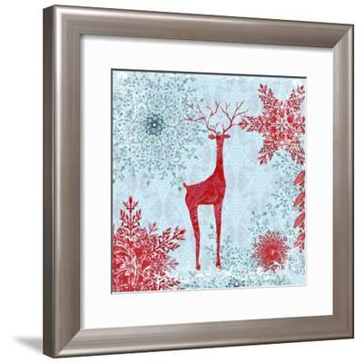 Winter II-Irina Trzaskos Studios-Framed Giclee Print