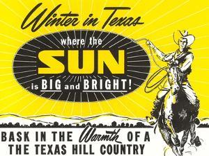 Winter in Texas, Cowboy