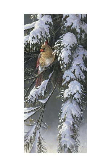 Winter Light 2-Wilhelm Goebel-Giclee Print