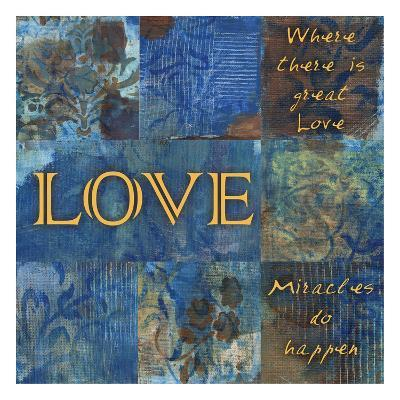Winter Love-Smith Haynes-Art Print