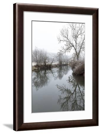 Winter Magic, Bavaria, Germany, Europe-Klaus Neuner-Framed Photographic Print