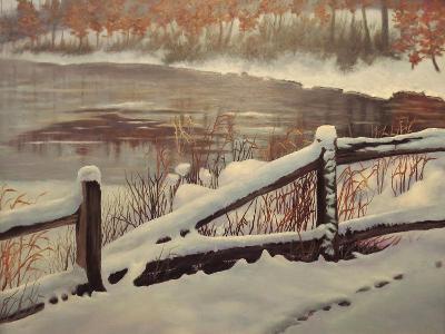 Winter Magic-Rusty Frentner-Giclee Print