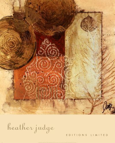 Winter Memento I-Heather Judge-Art Print