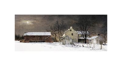 Winter Moon-Ray Hendershot-Giclee Print